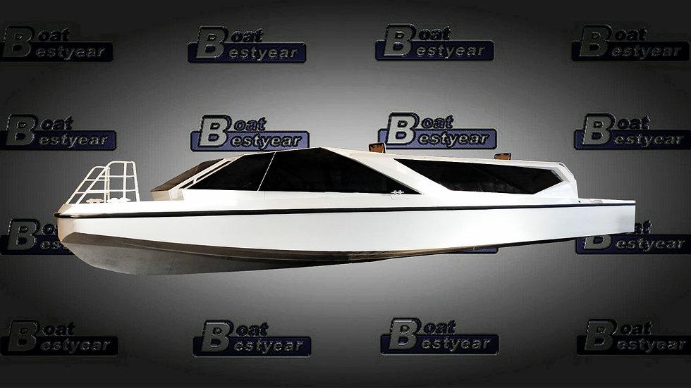 50-Passenger Aluminum Catamaran Boat