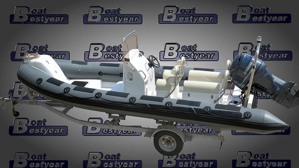 Rigid Inflatable Boat (RIB) 650