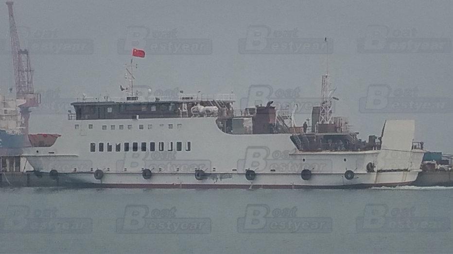 70m RORO Ferry