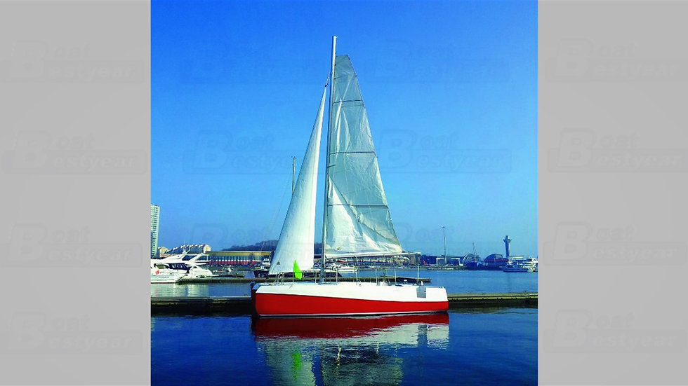 S33C Catamaran Sailboat for Transportation