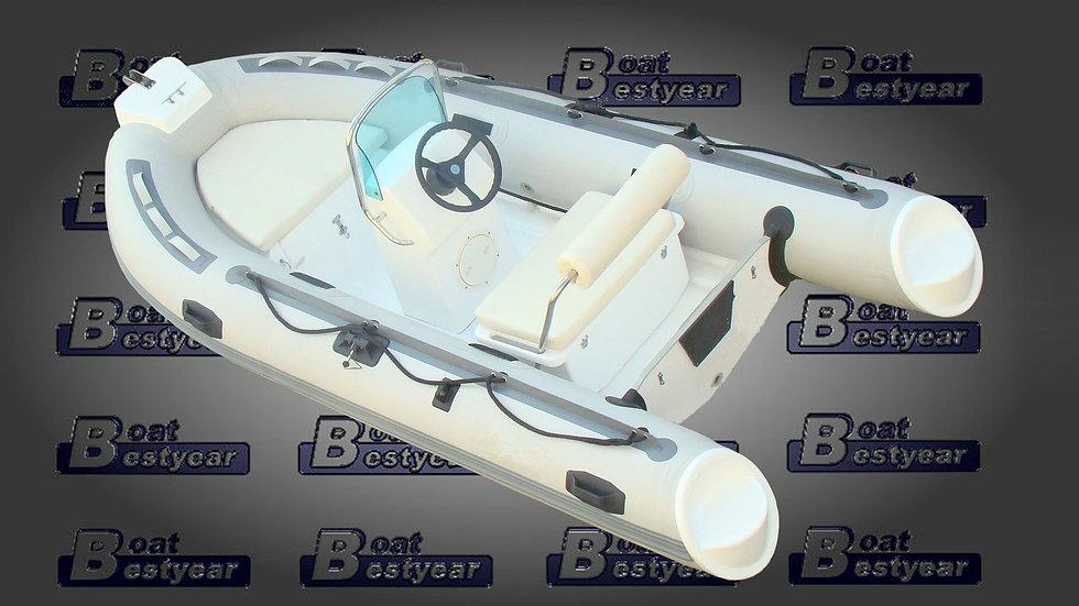 Rigid Inflatable Boat (RIB) 350