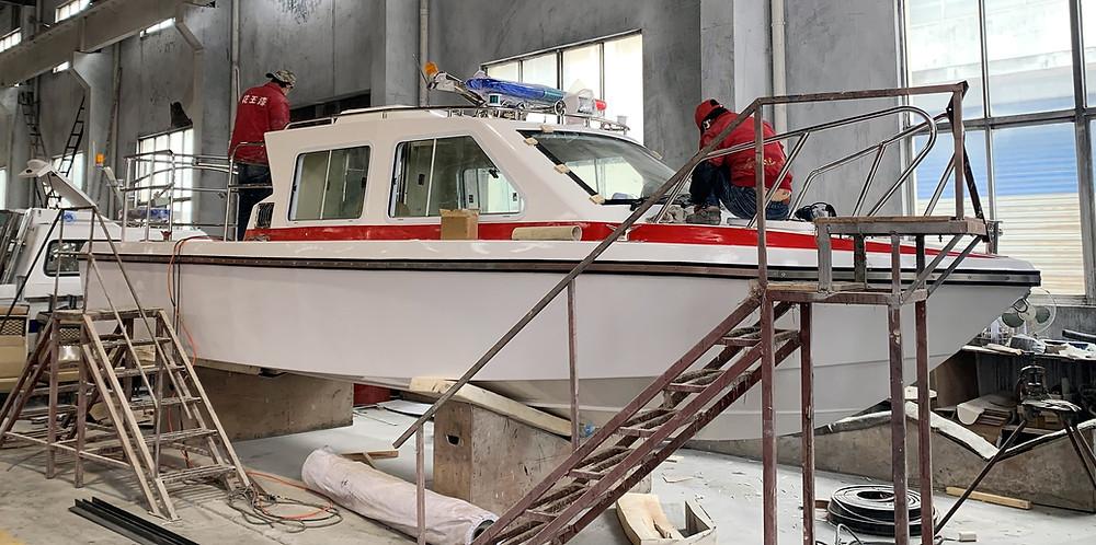 Bestyear High-Speed Patrol Boat 796