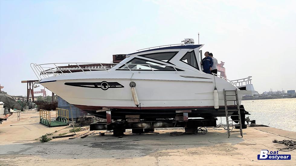 Aluminum Sport Yacht BY34