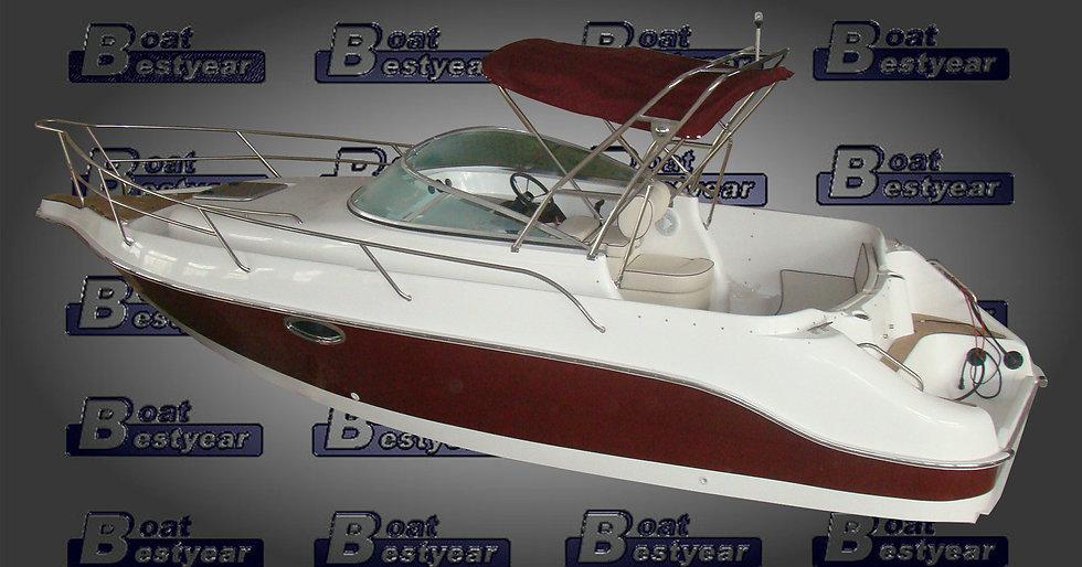 Hardtop Sport Boat 700