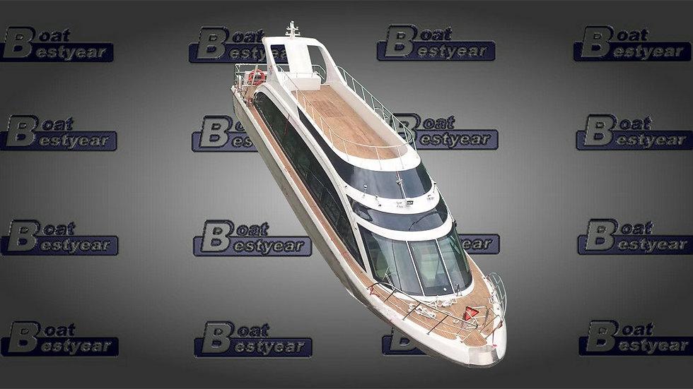 Passenger Catamaran Cruiser 2000