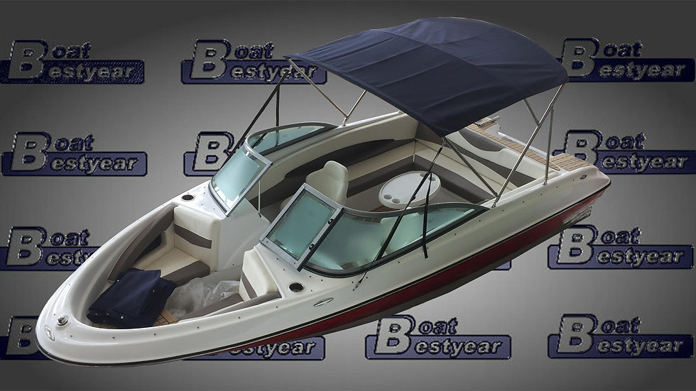 5.5m Super Speed Bowrider Boat