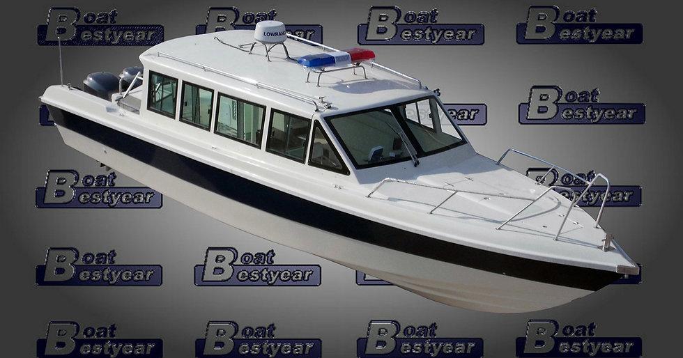 High-Speed Patrol Boat 1150
