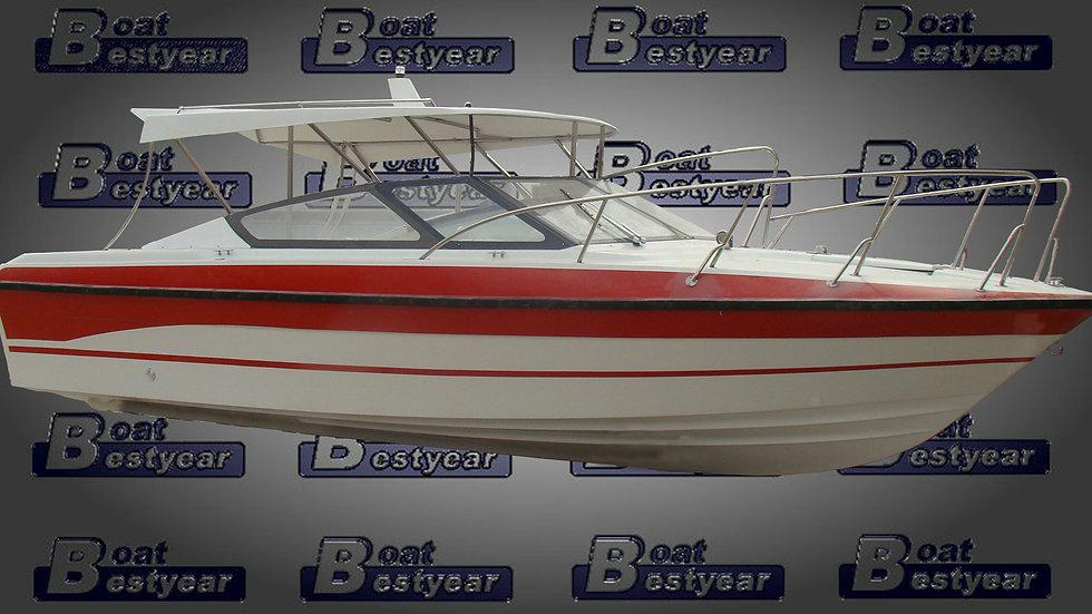 Passenger Boat 760 for 9-12 Passengers