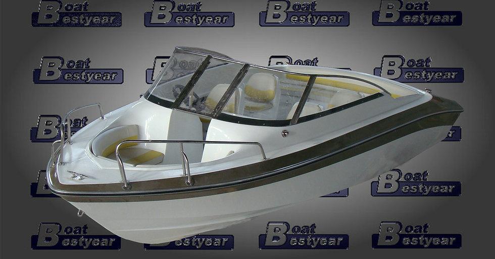 Sport Bowrider Boat 550