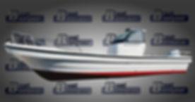 Panga 26H Boat