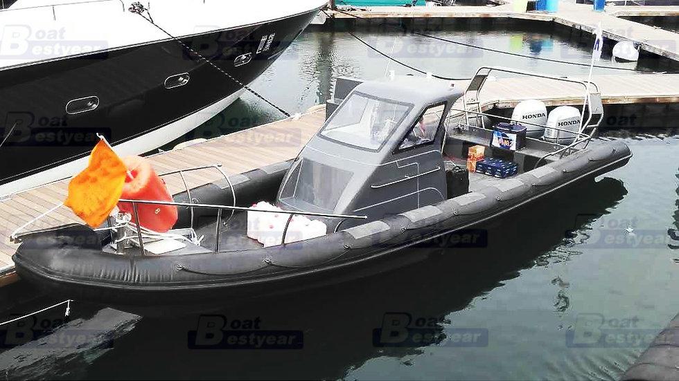 Coach Boat RIB 1200