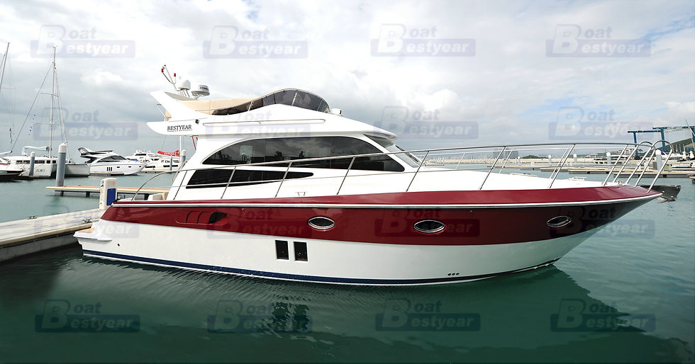 Ansgar 42 Yacht