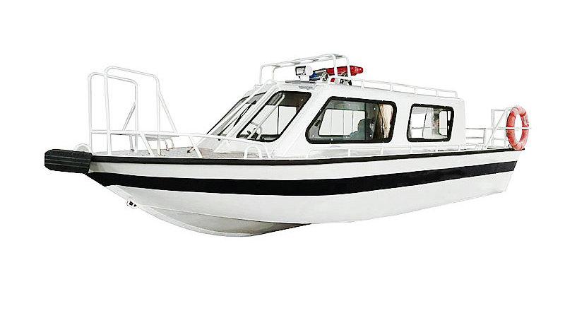 Aluminum Work Boat / Patrol Boat 560-730