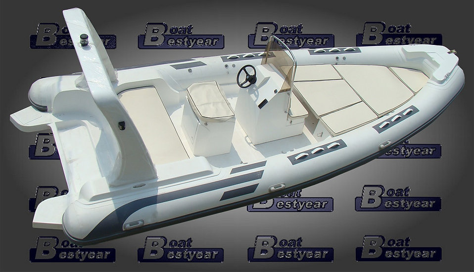 Rigid Inflatable Boat (RIB) 730