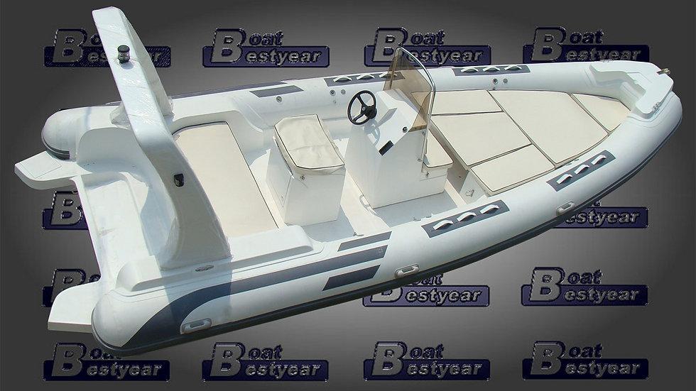 Rigid Inflatable Boat (RIB) 730