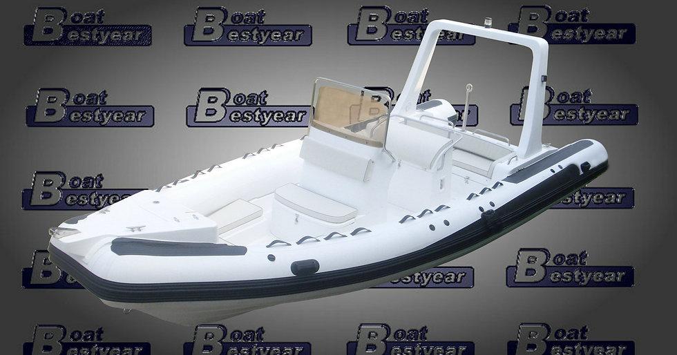 Rigid Inflatable Boat (RIB) 680E