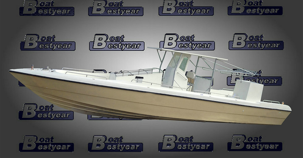 Fishing Boat 1300