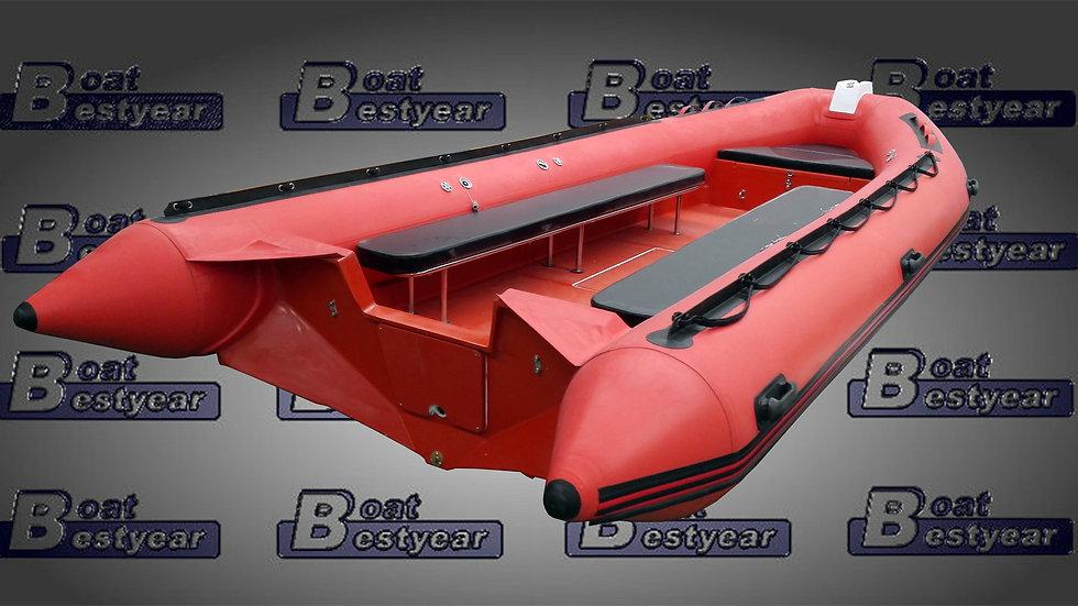 Rigid Inflatable Boat (RIB) 550W