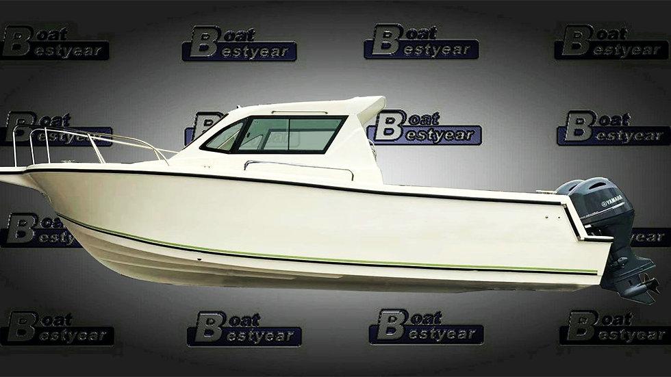 2018 New Model UF27C Fishing Boat