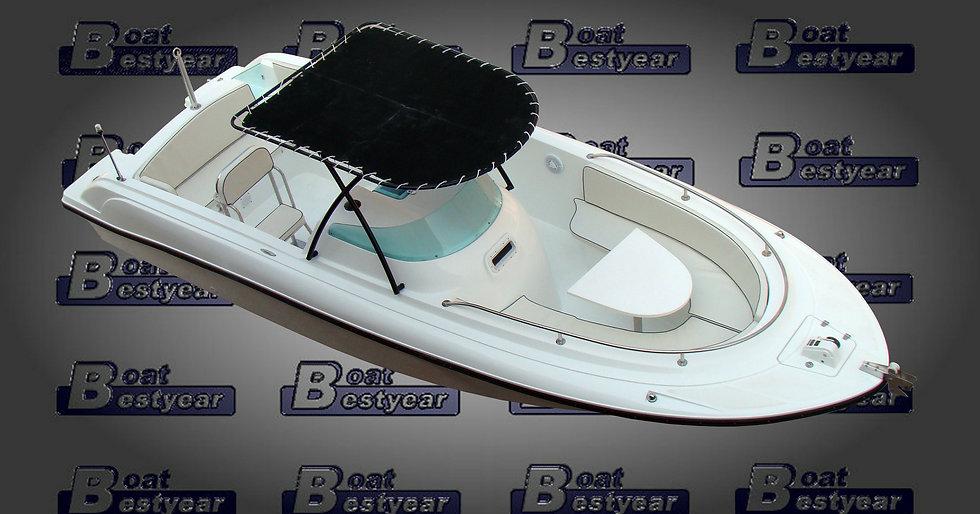 Sport Boat 700 Side Console