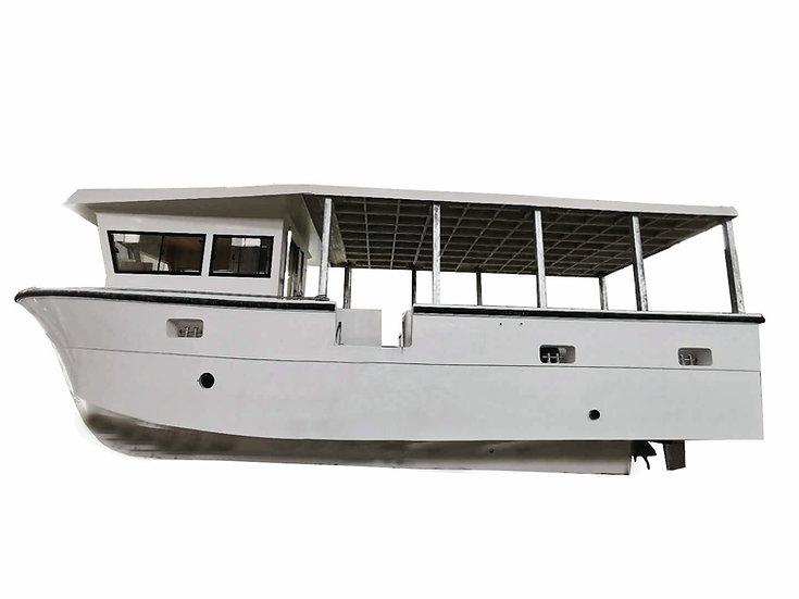 Commercial Fishing Trawler 1160B