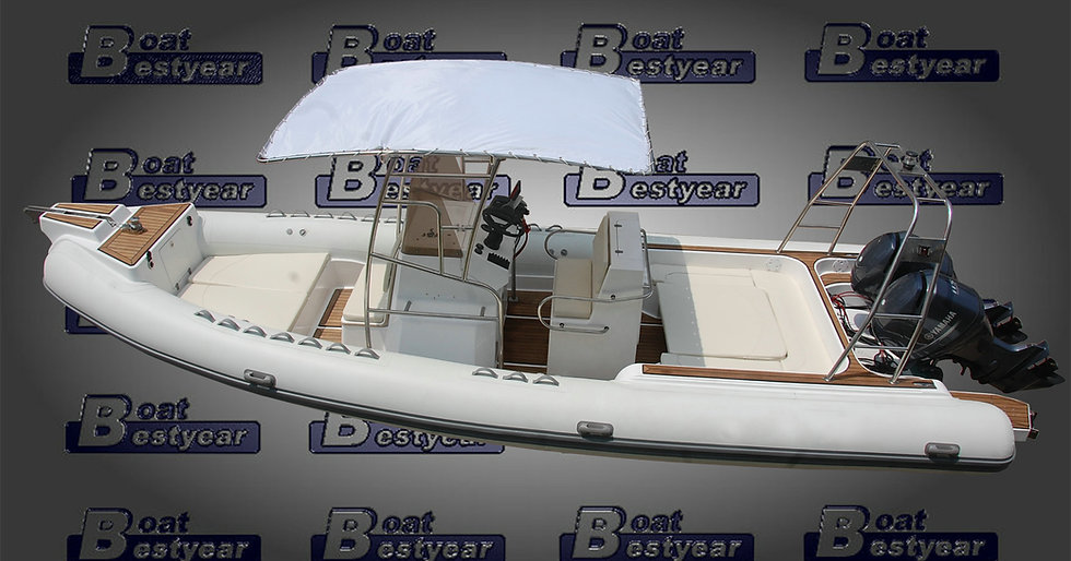 Rigid Inflatable Boat (RIB) 800