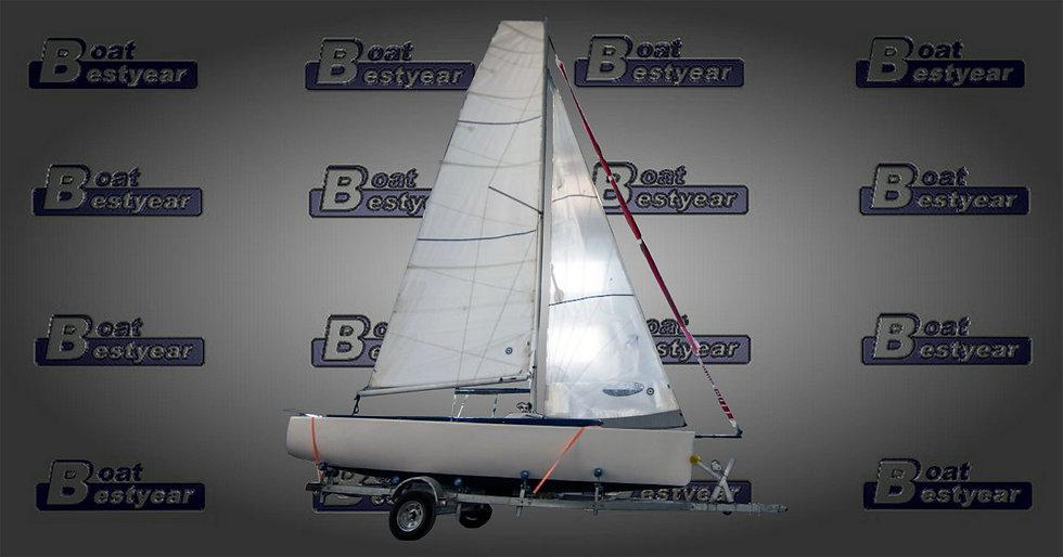 20.5ft Trailerable Sailboat