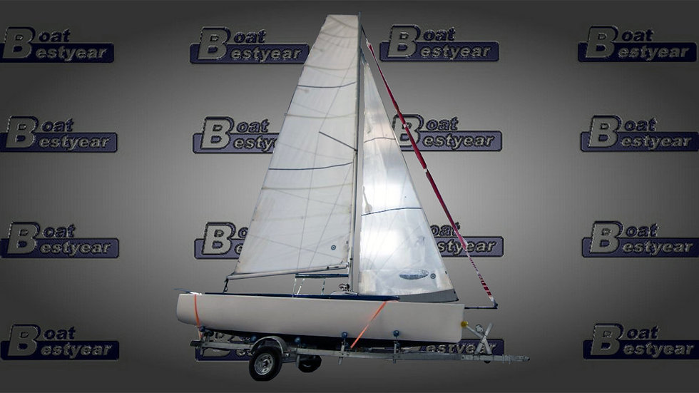 20.5ft Sailboat