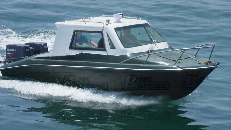 5.5m Cabin Boat Model A
