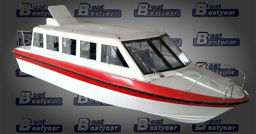 Passenger Boat 860 for 19 Passengers