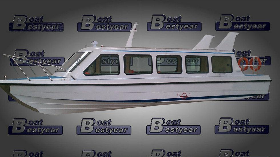 11.5m Ambulance Boat