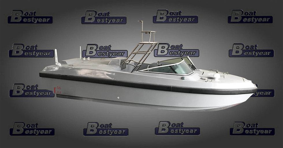 High Speed Patrol Boat 750