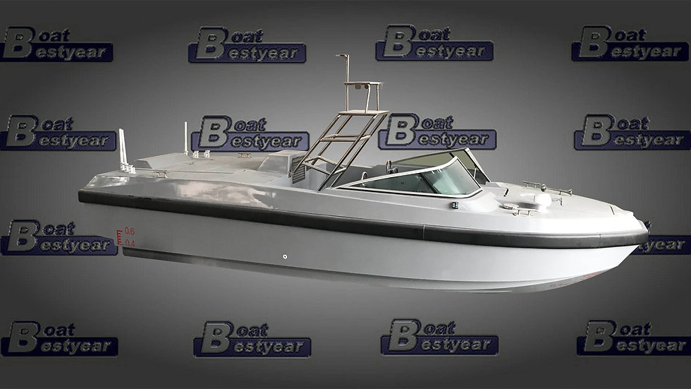 Bestyear High Speed 750 Catamaran Boat
