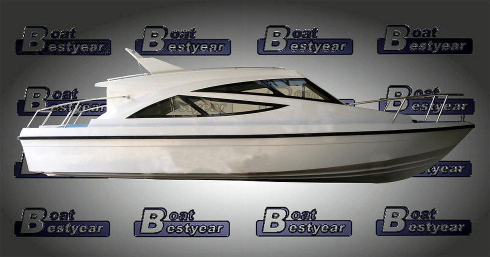 Passenger Boat 980
