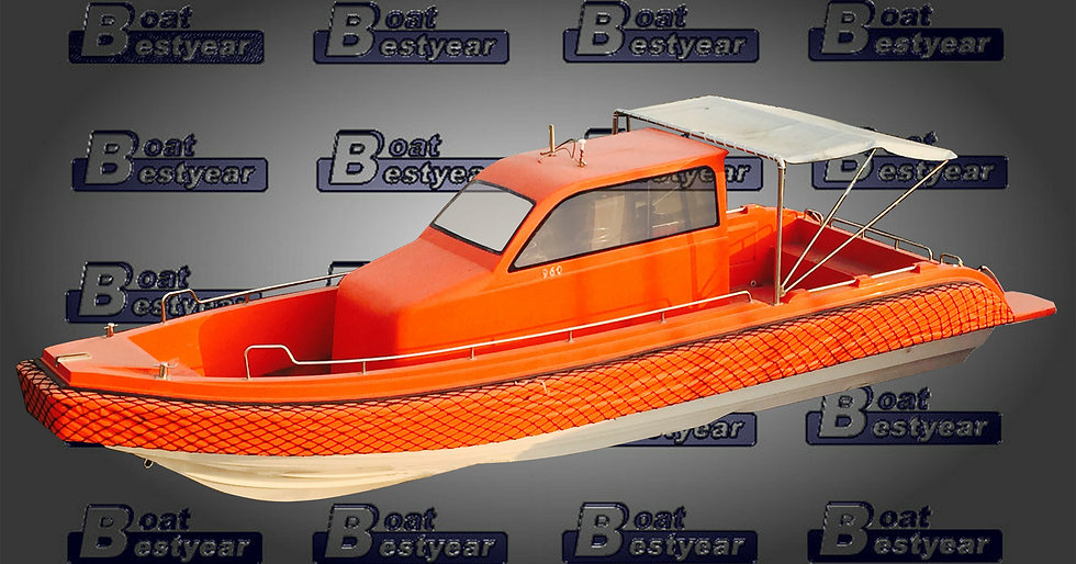 Rigid Hull Inflatable Boat (RHIB) 960C