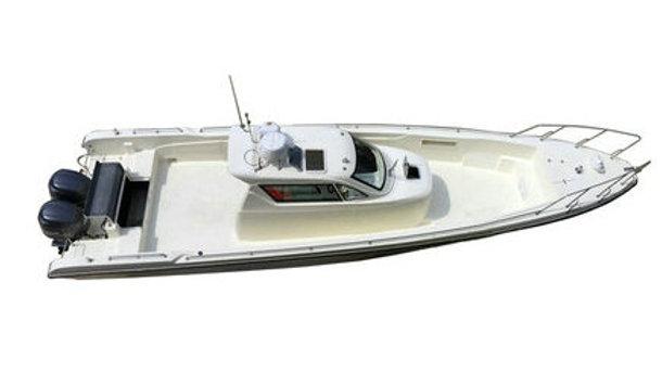 Cabin Fishing Boat 1160