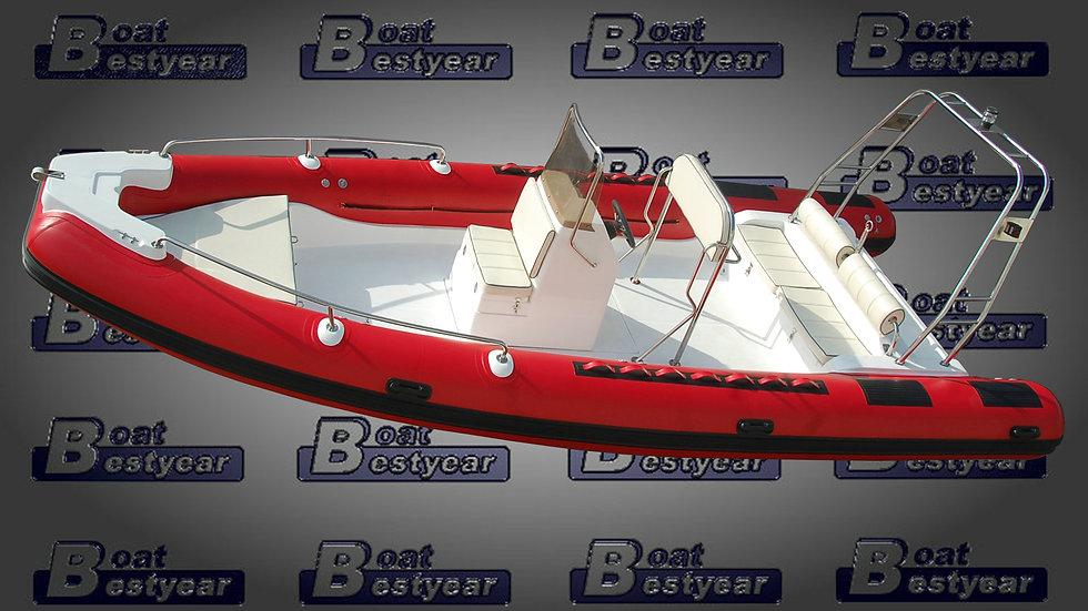 Rigid Inflatable Boat (RIB) 680B