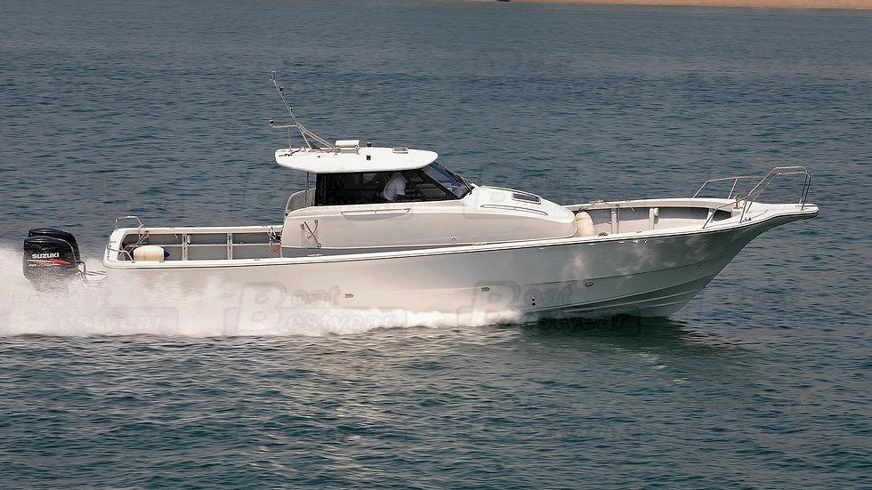 42ft Japanese Fishing Boat