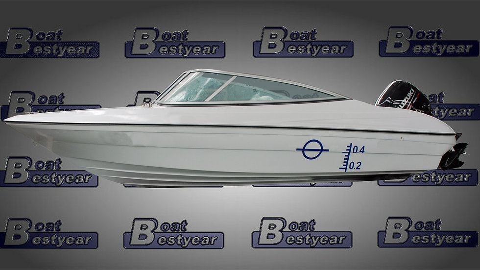 Speed Bowrider Boat 550