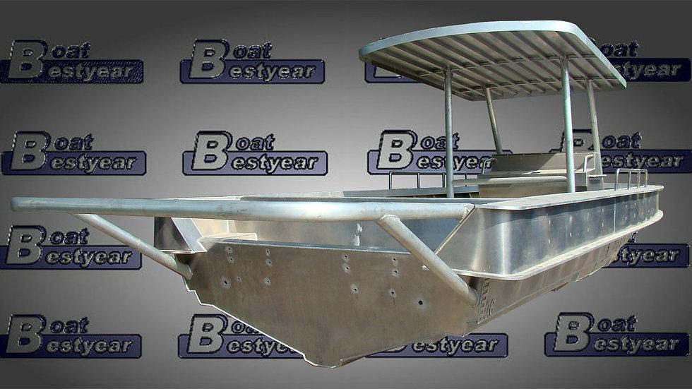 Aluminum Boat 960
