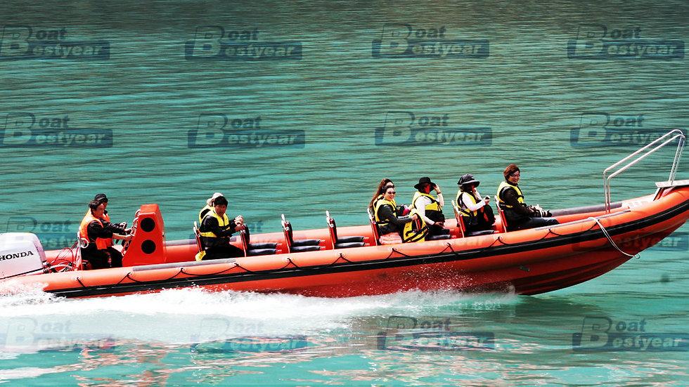 Coach Boat RIB 1100