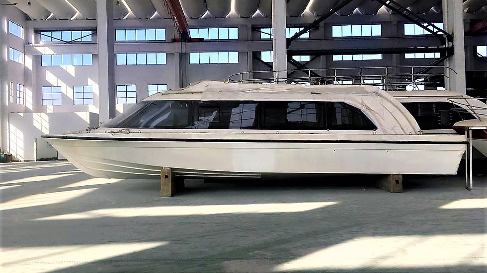 [On Sale] Ready Passenger Boat 1288