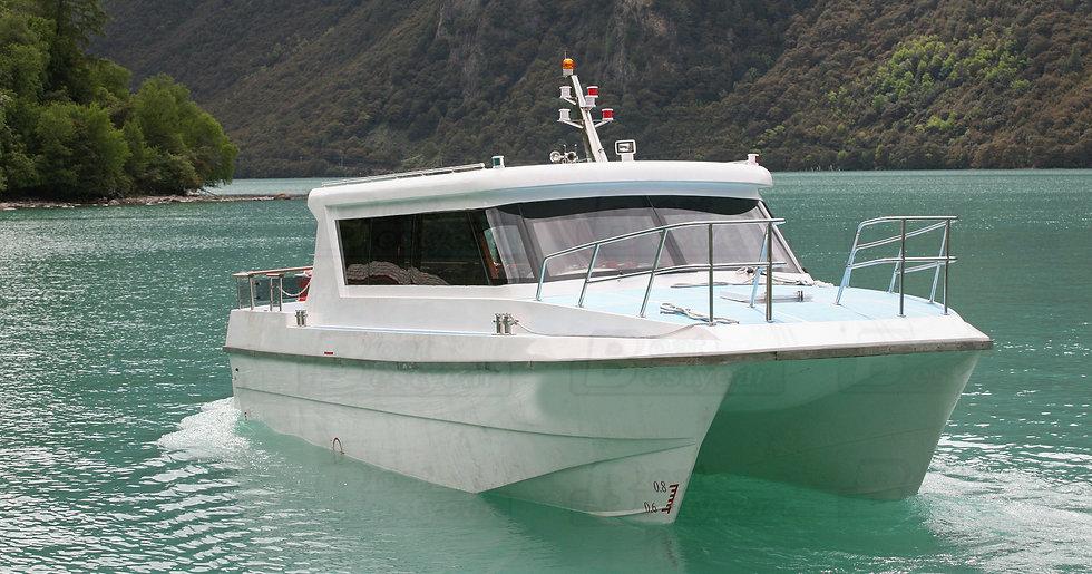 Catamaran Passenger Boat 1080-1280 Series