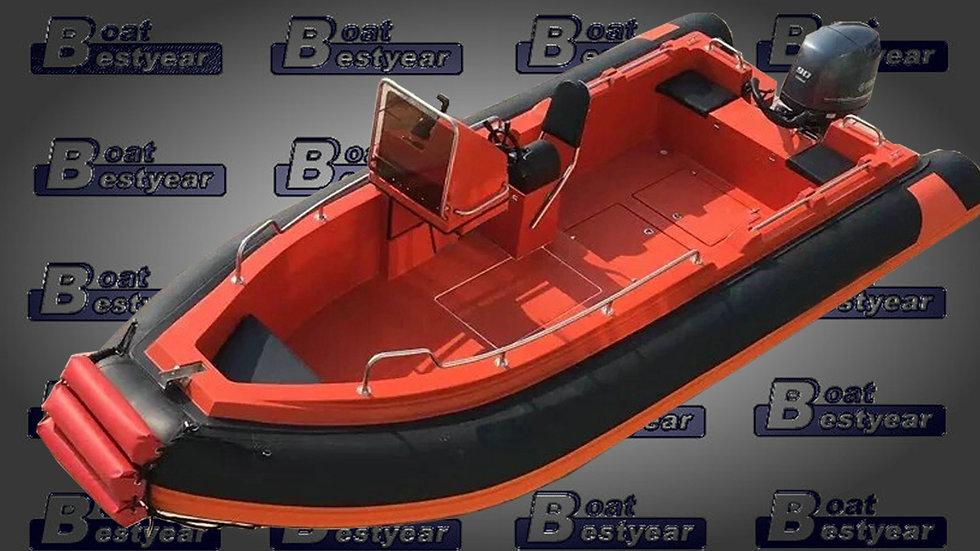 Rigid Inflatable Boat (RIB) 580E