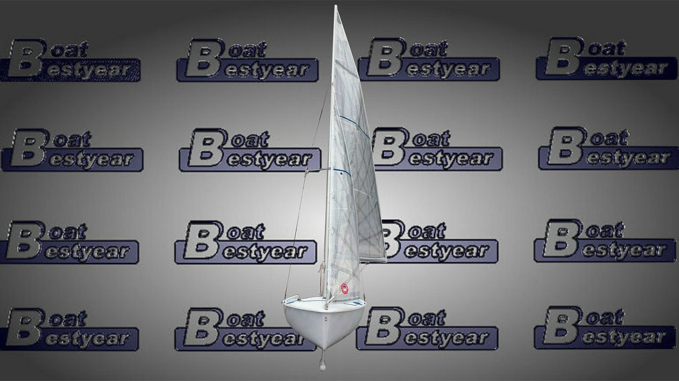 Bestyear 15ft Keel Sailboat