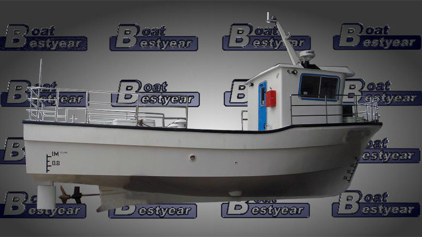9.6m Commercial Fishing Boat