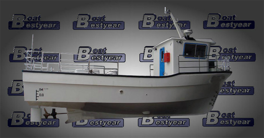 Commercial Fishing Boat 960