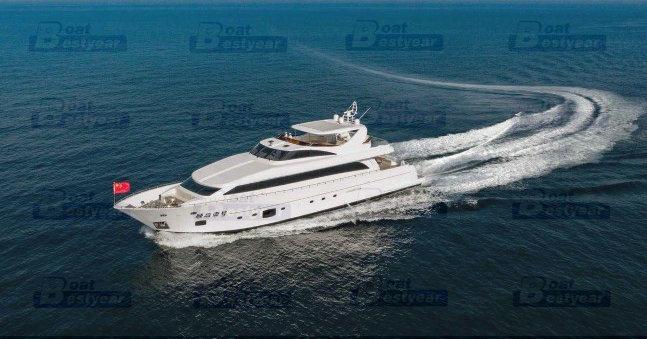 Synergy 115 Business Yacht