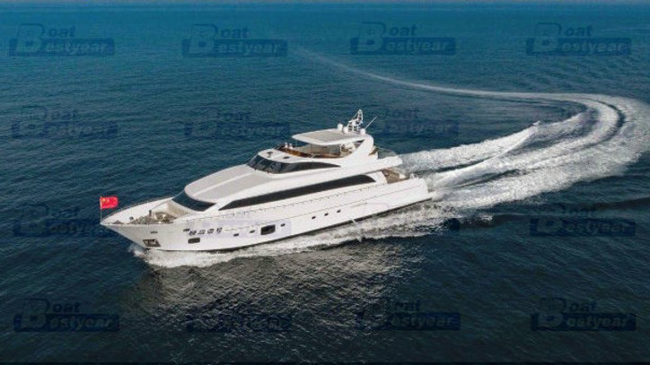 115ft Luxury Yacht