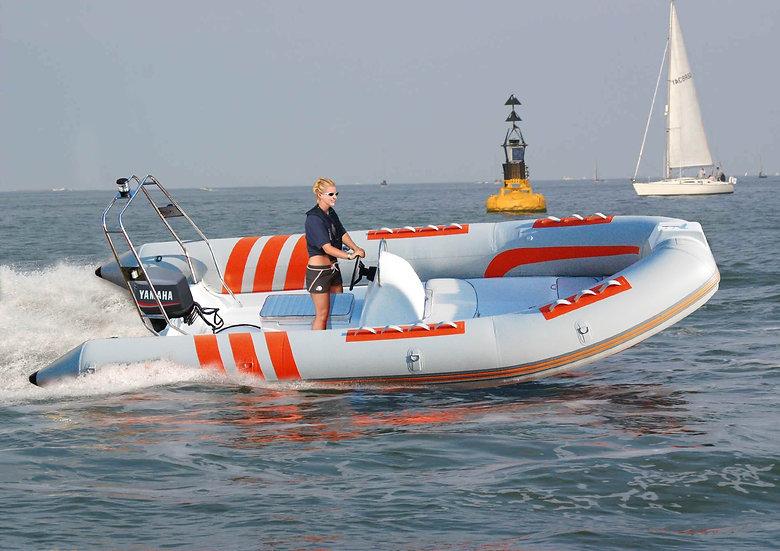 Rigid Inflatable Boat (RIB) 520C